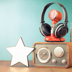 I'm A Famous Radio Star!!!