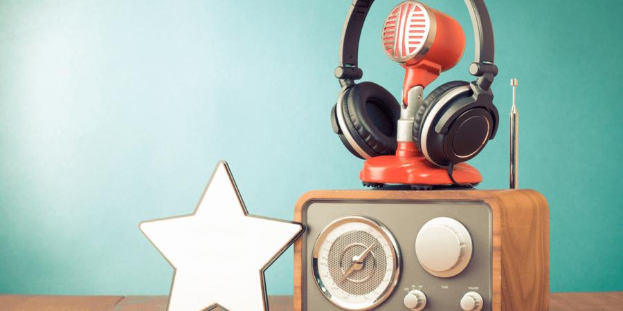I'm A Famous RadioStar!!!