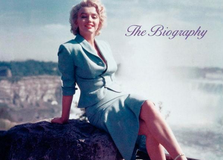 From Marilyn Monroe, The Biography