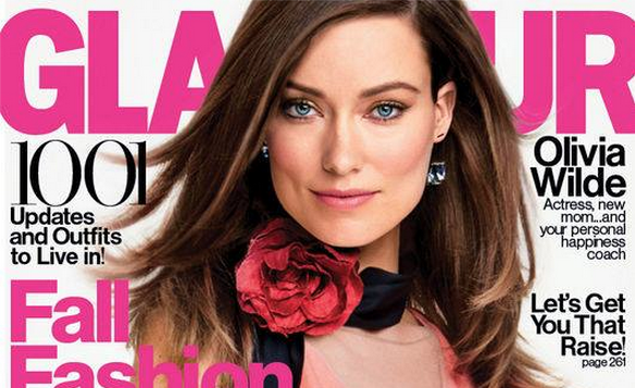 Breastfeeding: So When Olivia Wilde Does It's Hot To Jack Off To, But When I Do It It's ACrime?