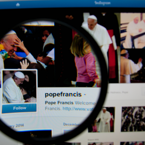 Cool Pope Vs. The Internet