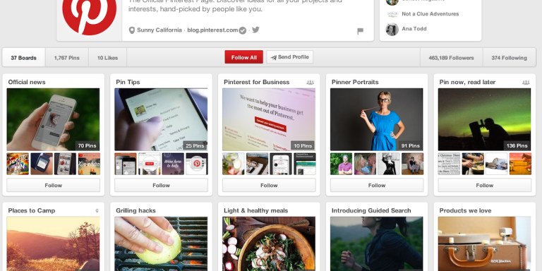5 Reasons Pinterest May Be Your Key ToHappiness