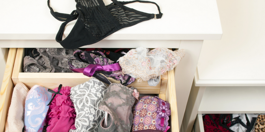10 Items Every Girl Needs In Her LingerieDrawer