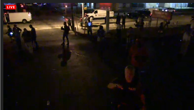 Here's A Live, Unedited Feed Of What's Going On In Ferguson RightNow