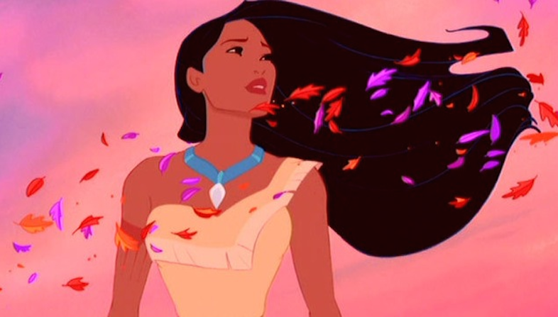 7 Life Lessons From Pocahontas