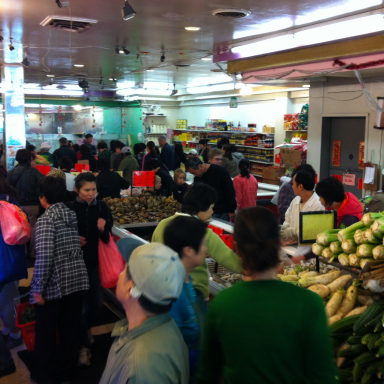 Don't Be Scared To Check Out An Asian Supermarket Ever Again