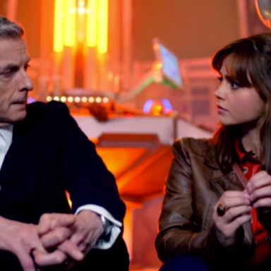 """The """"Strange, Young-Old"""" Peter Capaldi Will Bring Doctor Who Back To Its Origins"""