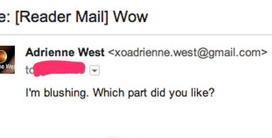 Here Is The Email Exchange I Had With A Stranger That Turned Into The Hottest Sex Of My Life