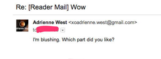 Here Is The Email Exchange I Had With A Stranger That Turned Into The Hottest Sex Of MyLife