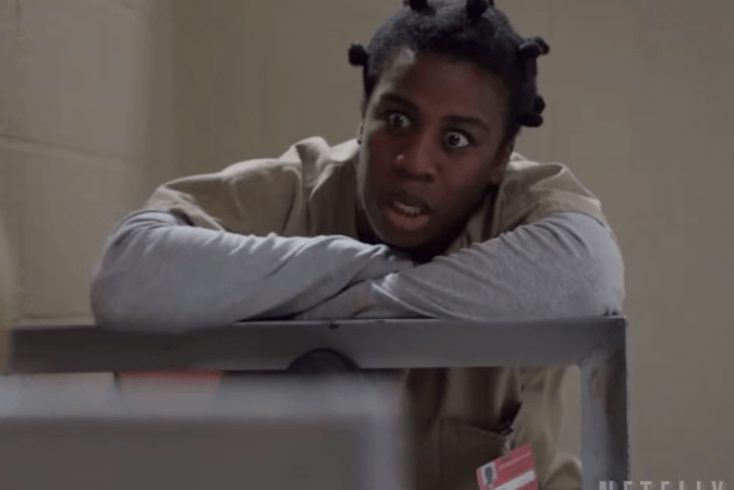Uzo Aduba Explains Why Orange Is The New Black Is So Appealing And She NailsIt