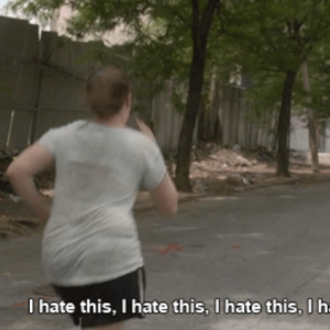 19 Thoughts Every Non-Runner Has While Running