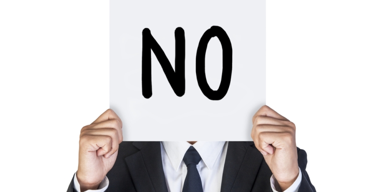 """Why Everyone Needs To Learn How To Say""""No"""""""