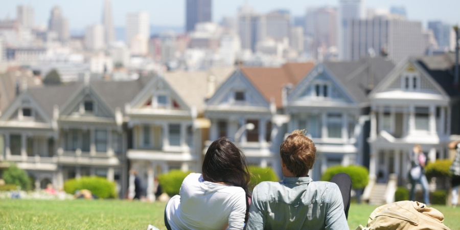 The 14 Types of Guys You'll Date In College (San Francisco Edition)