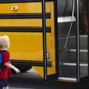 Being A Parent On Your Child's First Day Of Kindergarten