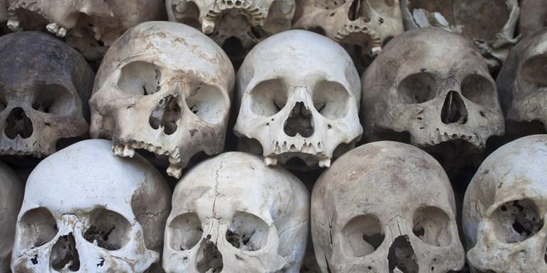 Some Of Your Grandpas Kept Human Skulls As A 'WarSouvenir'