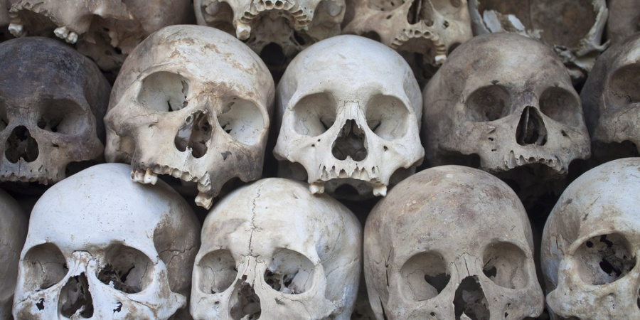 Some Of Your Grandpas Kept Human Skulls As A 'War Souvenir'