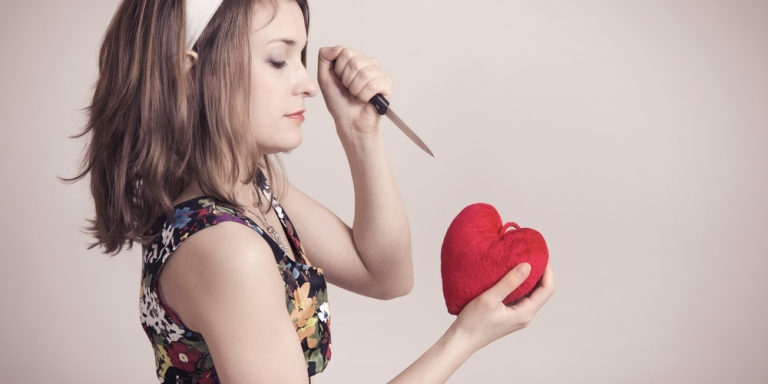 The Various Ways Girls Deal With Heartbreak