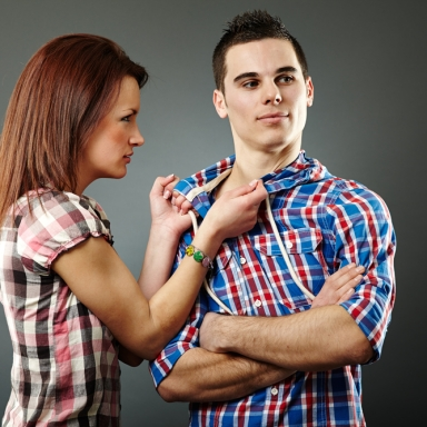 5 Signs He's Not In Love With You