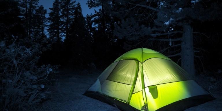 7 Reasons Why CampingSucks