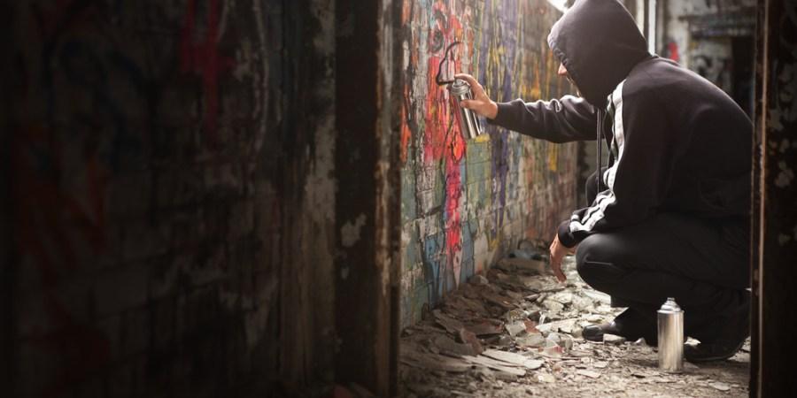 Graffiti Is Art, Graffiti Is Vandalism, Graffiti IsStupid
