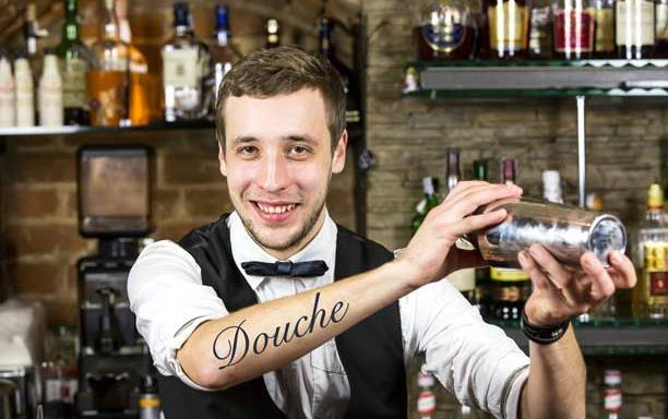 10 Bartenders With The WorstTattoos