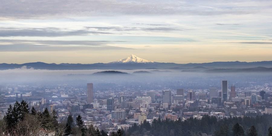 My Love Letter To Portland,Oregon