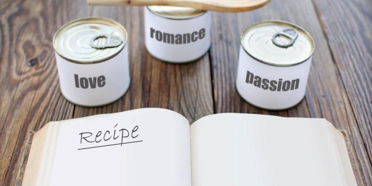 A Recipe For LastingRelationships