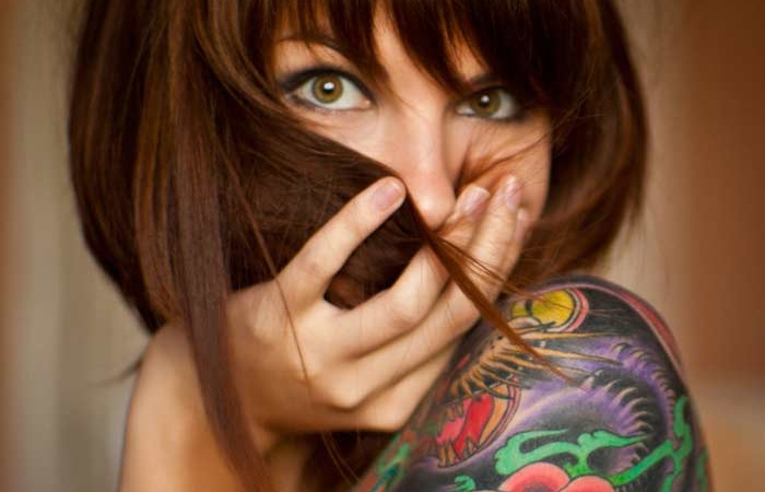 9 Things You Should Say To Girls WithTattoos