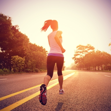 10 Reasons To Run A Half-Marathon (Other Than, You Know, Running)