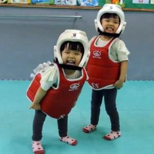 Meet The Taekwondo Kids