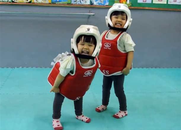 Meet The TaekwondoKids