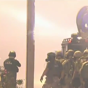 Ongoing Unrest, Missouri's Governor Has Called The National Guard In To Ferguson