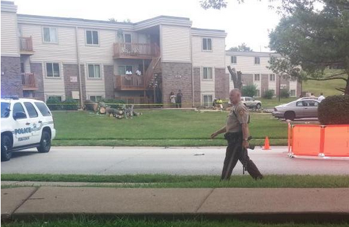 Tweets (And Pics) From A Man Witnessing Mike Brown's Shooting As ItHappened