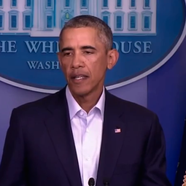 Obama Pulls A Buzzfeed, Plagiarizes Self On Ferguson Statements