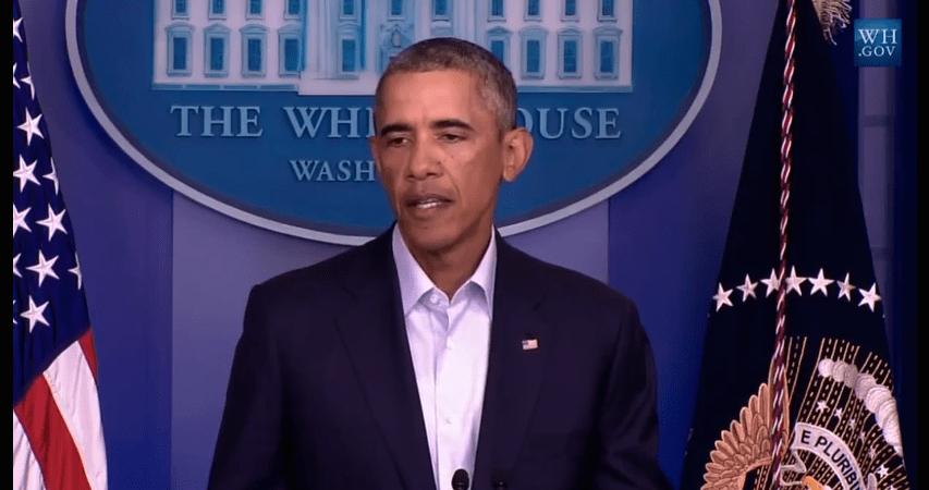 Obama Pulls A Buzzfeed, Plagiarizes Self On FergusonStatements