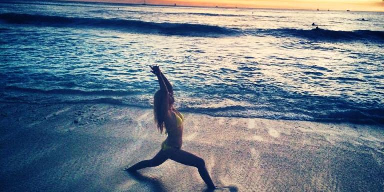 5 Lessons Yoga Training Has Taught Me For A Healthier, HappierLife