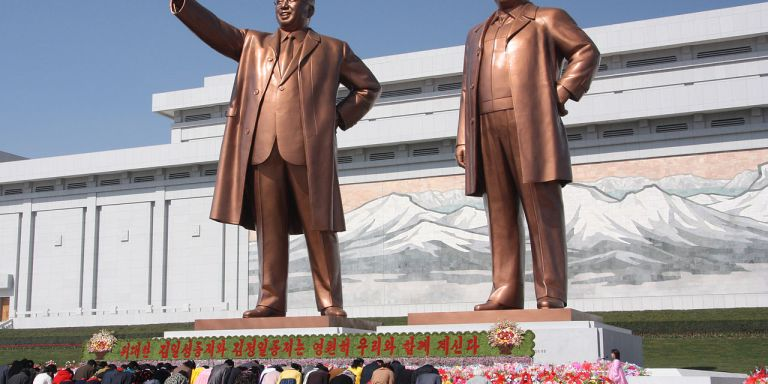 North Korea Offers Its Worthless Support For An Independent Scotland