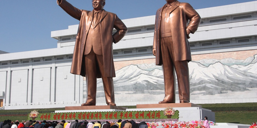 North Korea Offers Its Worthless Support For An IndependentScotland