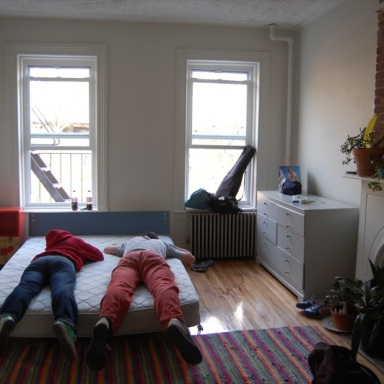 11 Fears And Realities Of Moving In Together