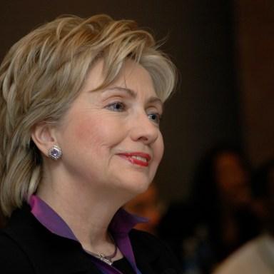I Accidentally Hung Up On Hillary Clinton