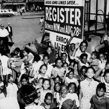 Black People In Mike Brown's Hometown Of Ferguson Don't Vote