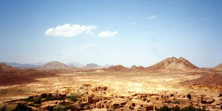 What Happens When You're An American Woman Backpacking InIran