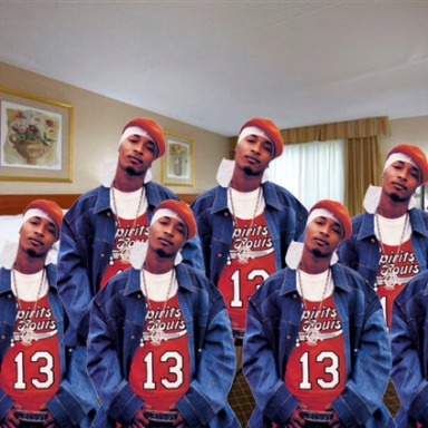 Just How Big Was Chingy's Room He Raps About In Holidae Inn?
