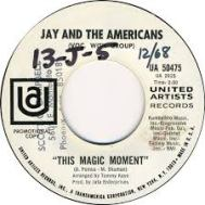 late sept 1973 jay and the americans
