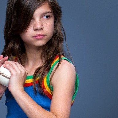 """Watch: The Phrase """"Like A Girl"""" Gets A New (Positive) Meaning In One, Short Video"""