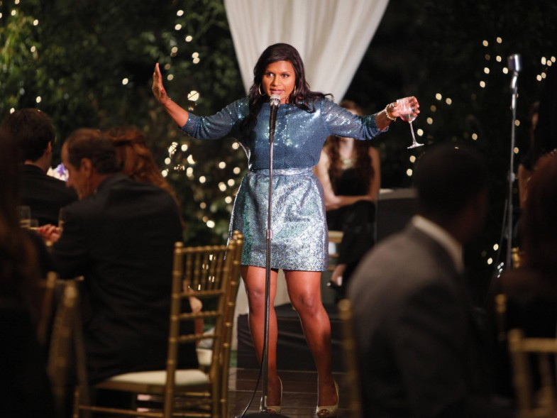 "The Mindy Project""<The Mindy Project."
