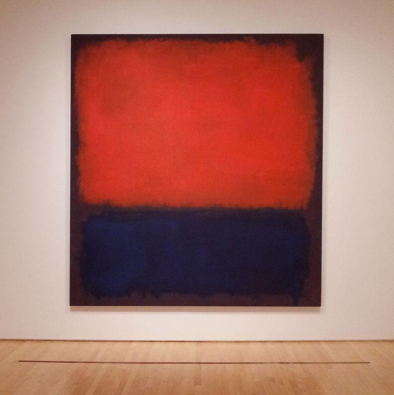 Mark Rothko - No. 14