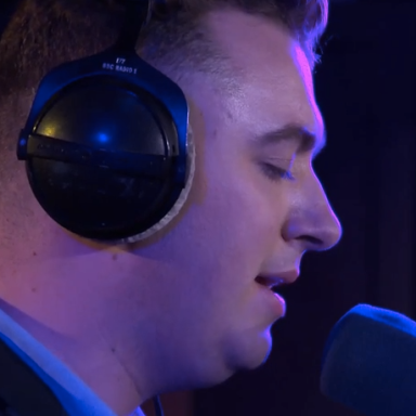 """Listen: Sam Smith Makes Love To Your Ears By Covering """"Fast Car"""""""