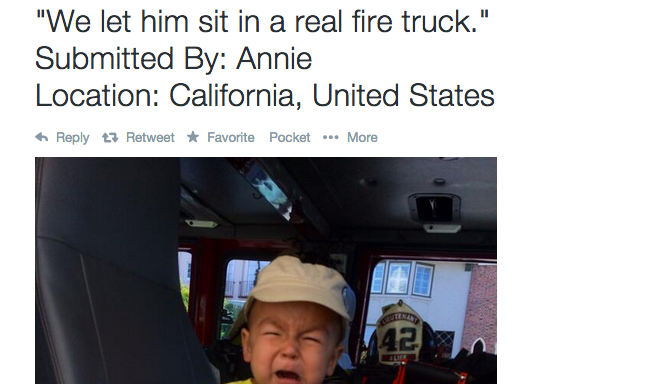 24 Best Photos From @ReasonsMySonCry That'll Have You Laughing In NoTime