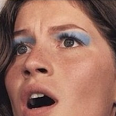 The Beauty Trend You Should Be Obsessing Over: Blue Eyeshadow